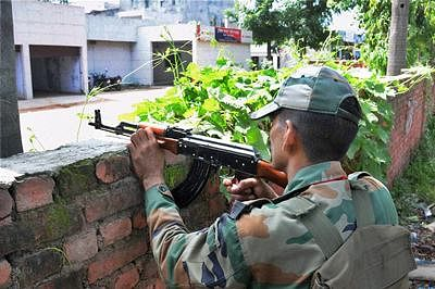 Punjab terror attack to end soon: government