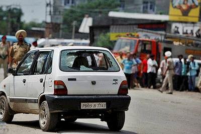 Terror strikes Punjab, SP among 6 killed,1 militant eliminated