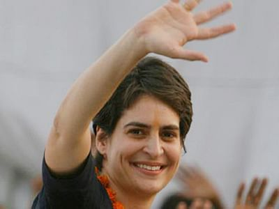 IASofficer charged for concealing information on Priyanka land