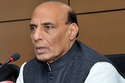 Need to ensure access to  justice for all: Rajnath