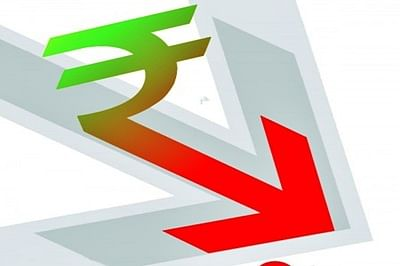 Rupee plunges 74 paise at 66.50 against USD in early trade