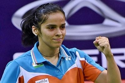 Saina hopes to grab first title of season at Indonesia Open