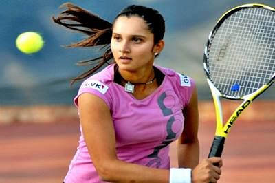 Even when down, we didn't feel out: Sania Mirza