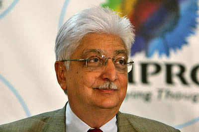 Premji gives half his stake in Wipro to charitable trust