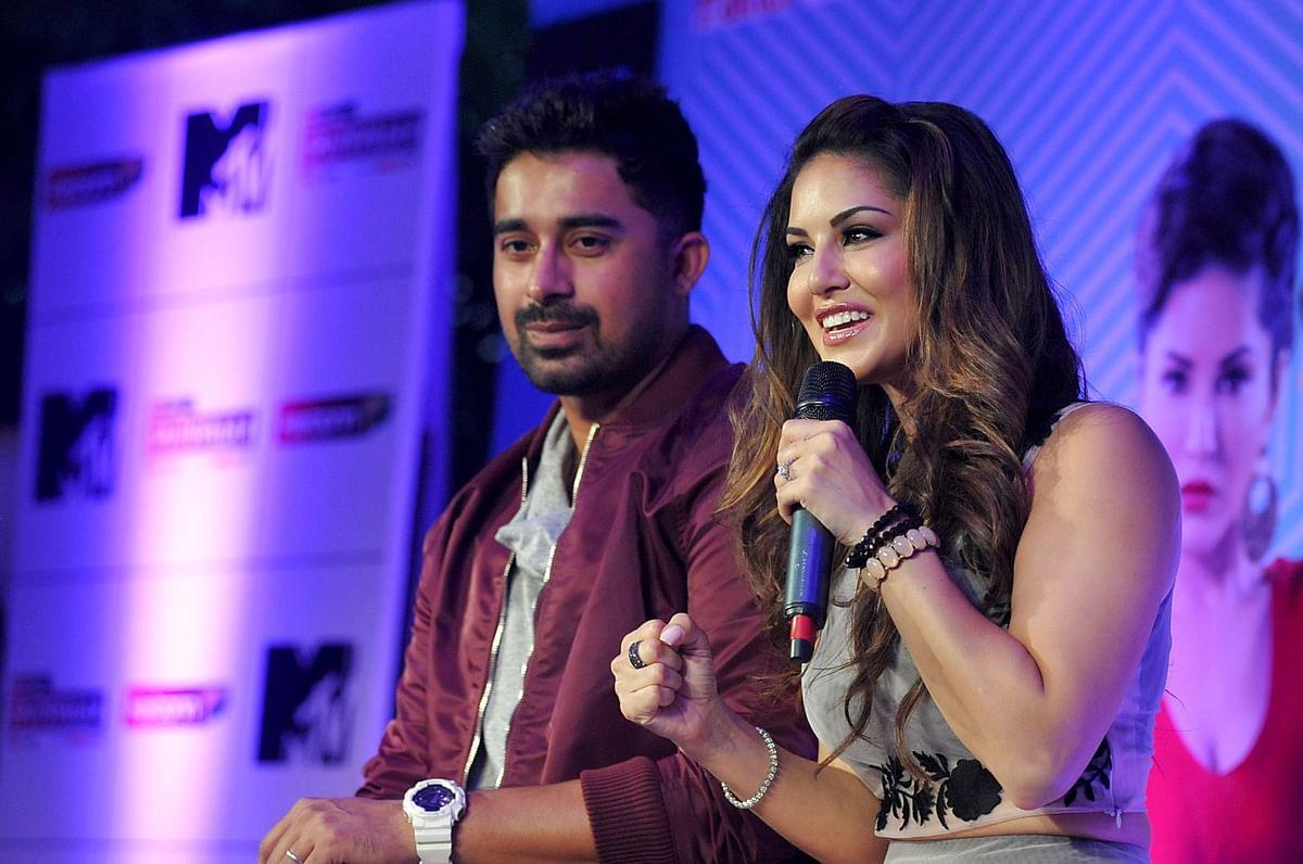 Rannvijay all praise for actress Sunny Leone