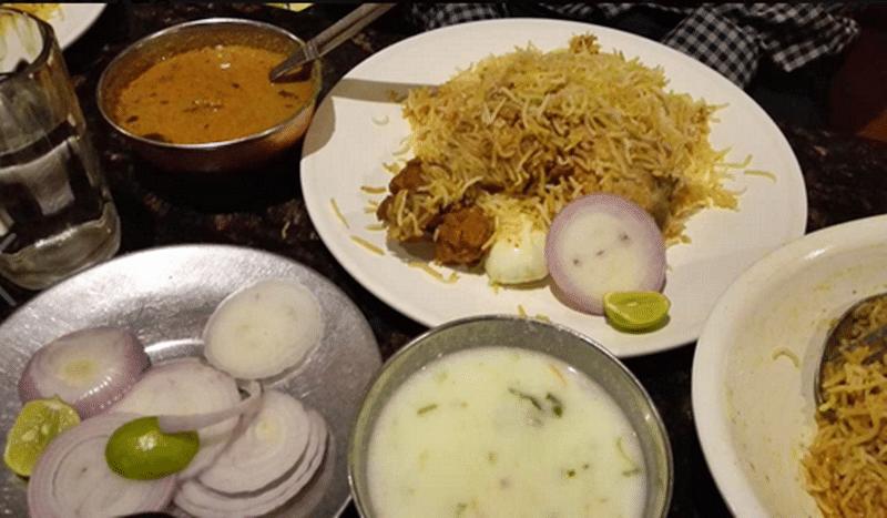 Delicious spread at Cafe Bahar<br />Picture Credits: Zomato