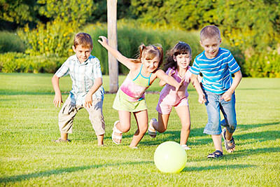 Extracurricular sports make kids attentive