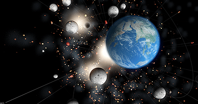 Universe may be less crowded than thought