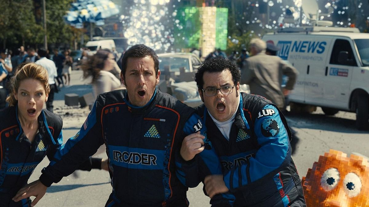 Movie Review: Pixels – Zany and Colorful