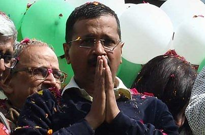 Give us donations to run Party: Kejriwal to public