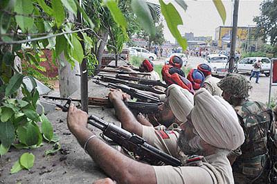 Punjab attack to scuttle  India-Pak NSA talks?