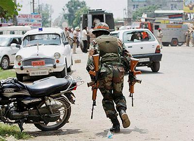 In Gurdaspur, SWAT does Punjab Police proud