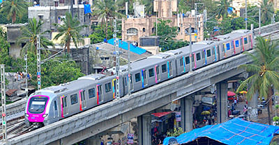 RInfra seeks govt's help to recover metro losses