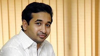 Nitesh Rane, son of Narayan Rane