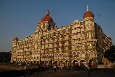 Security at Taj Hotels in Mumbai beefed up after bomb threat allegedly from Pakistan