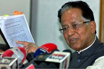 Gogoi seeks Rs 500 cr flood assistance from Prime Minister
