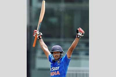 Mayank, Manish steer India A into tri-series final