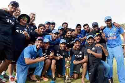 Gurkeerat powers India Ato tri-series win over Oz A
