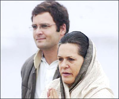 Not without the Gandhis; Sonia Gandhi is back at the wheel