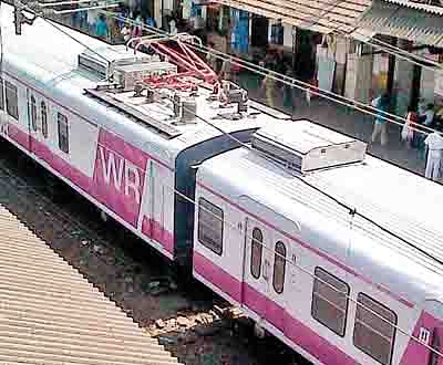 Wait for AC local trains till January