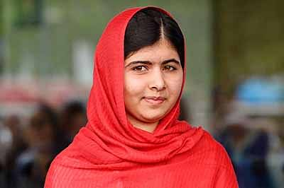 Malala returns to Pakistan for first time since shooting
