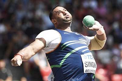Inderjeet 11th in shot put finals; walkers disappoint