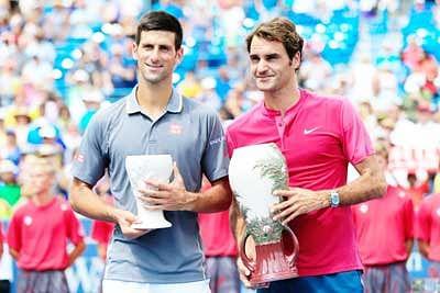 Federer downs Djokovic for seventh Cincy title