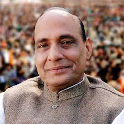 Process all pending  Bills, Rajnath to CMs