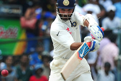 Ajinkya Rahane not ideal  at No.3: Sanjay Manjrekar