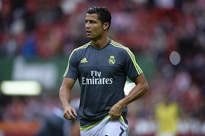 Portuguese star Ronaldo  denies rape accusations