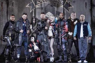 Suicide Squad – Comic-Con First Look