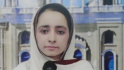 Manbir Kaur is first Sikh girl in Pak to top matric exam