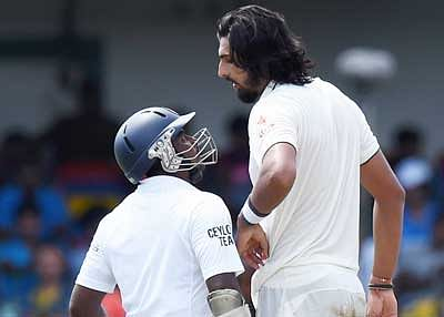 I enjoy bowling with new ball on a green wicket, says Ishant