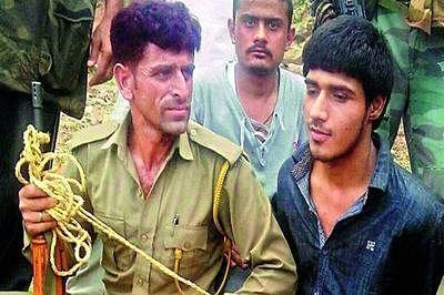 NIA chief quizzes captured Pak militant