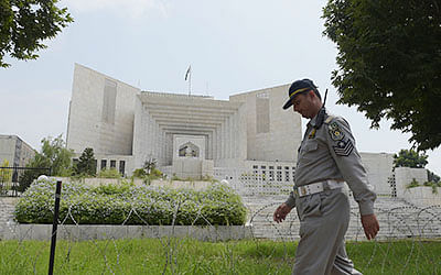 Pakistan's apex court proposes bench formation for protection of minorities' rights
