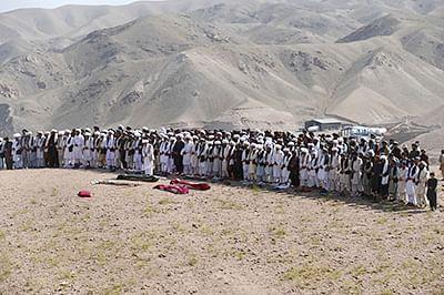 Series of explosions kill 11 in Afghanistan