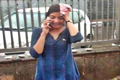 AAP leader Alka Lamba attacked in Delhi