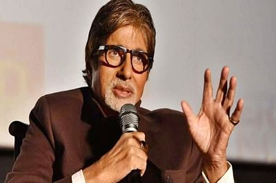 Creativity shouldn't be killed: Bachchan on 'Udta Punjab' row