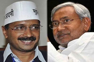 "Nitish and Kejriwal says Centre ""anti-poor and anti-farmer"""