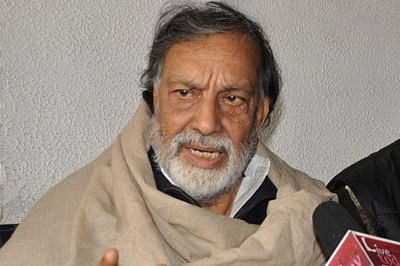 'ISI agent' Hurriyat is 'no party', says Bhim Singh