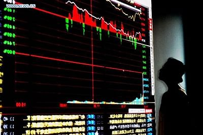Chinese shares close mixed
