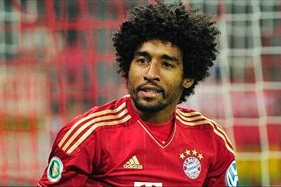 Bayern Munich defender Dante Bonfim moves to Wolfsburg
