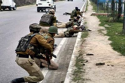 Militants attack Army camp in Tangdhar