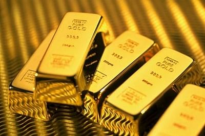 Gold futures up by Rs 149 on firm global cues
