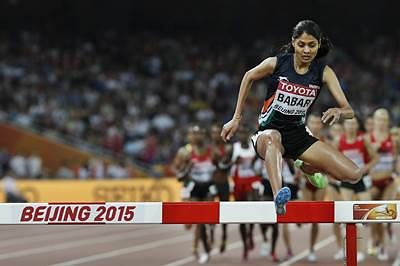 Lalita Babar finishes 8th, Tintu Lukka qualifies for Olympics