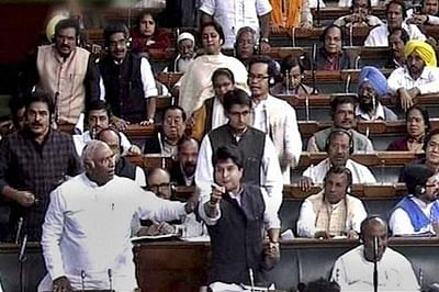 Congress seeks apology from BJP MP for remarks against Rahul Gandhi