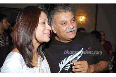 Media tycoon's wifearrested for murder