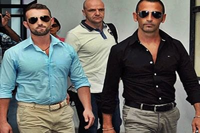 Setback for Italy and India as UN tribunal suspends trial of two marines