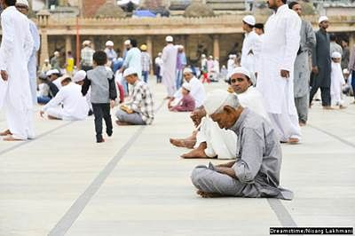 Muslim Population Growth At 20-Year Low