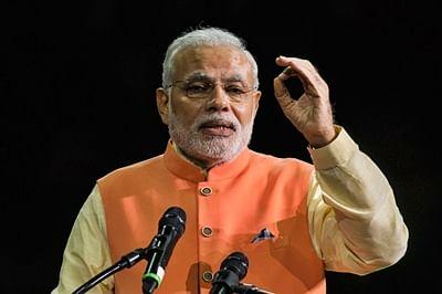 Development our sole aim: Narendra Modi